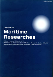 Journal of maritime researches
